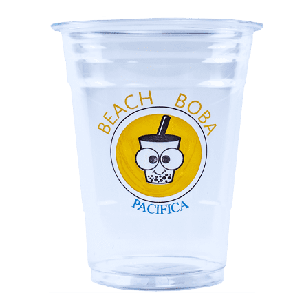 16oz PET Clear Cold Cups