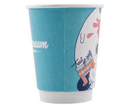 12oz Double Wall Hot Cups
