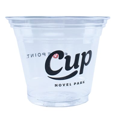 9oz PET Clear Cold Cups