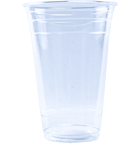 20oz PLA Clear Cold Cups