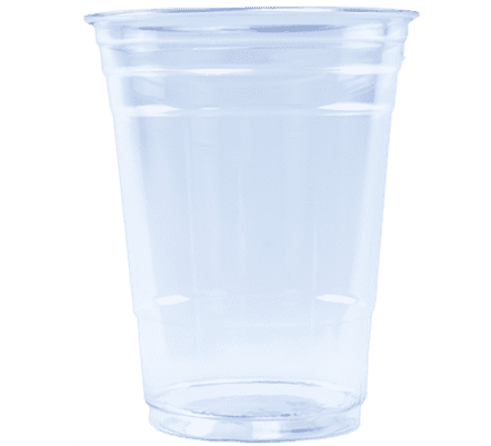 16oz PLA Clear Cold Cups