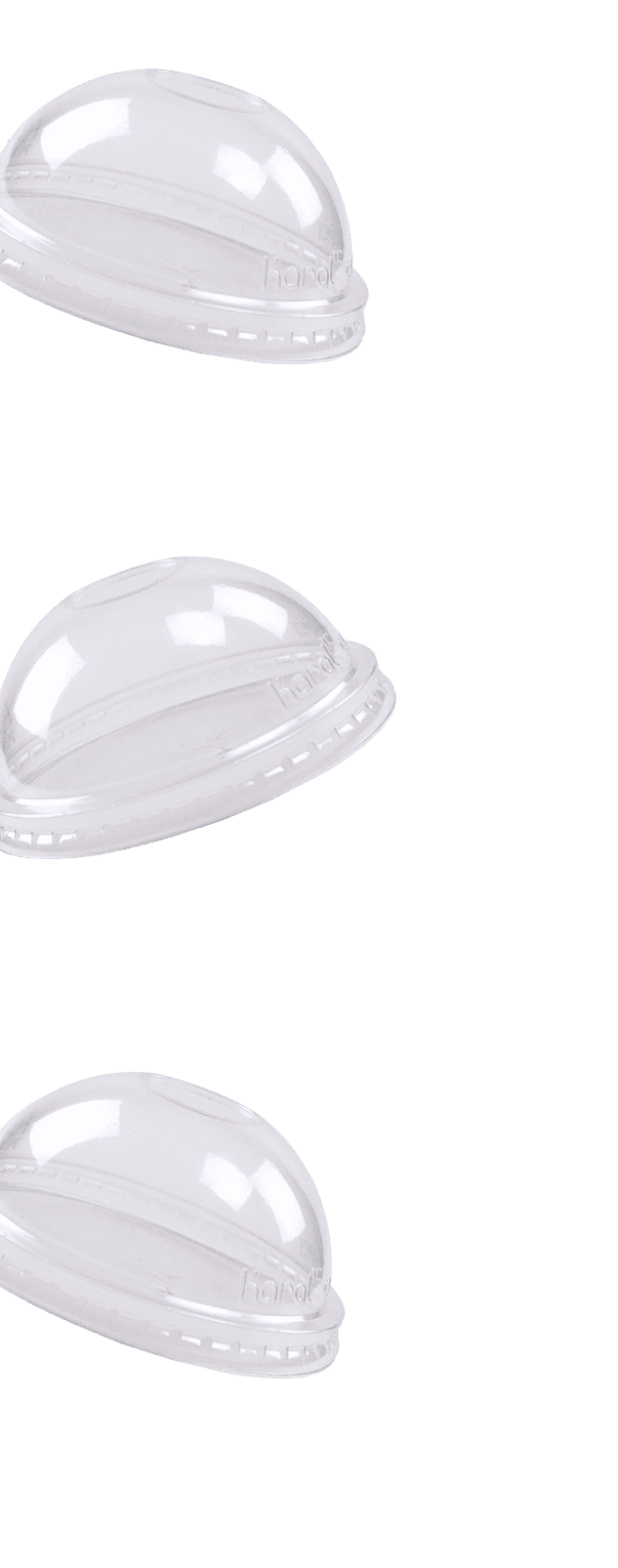 12oz Dome Food Container Lid