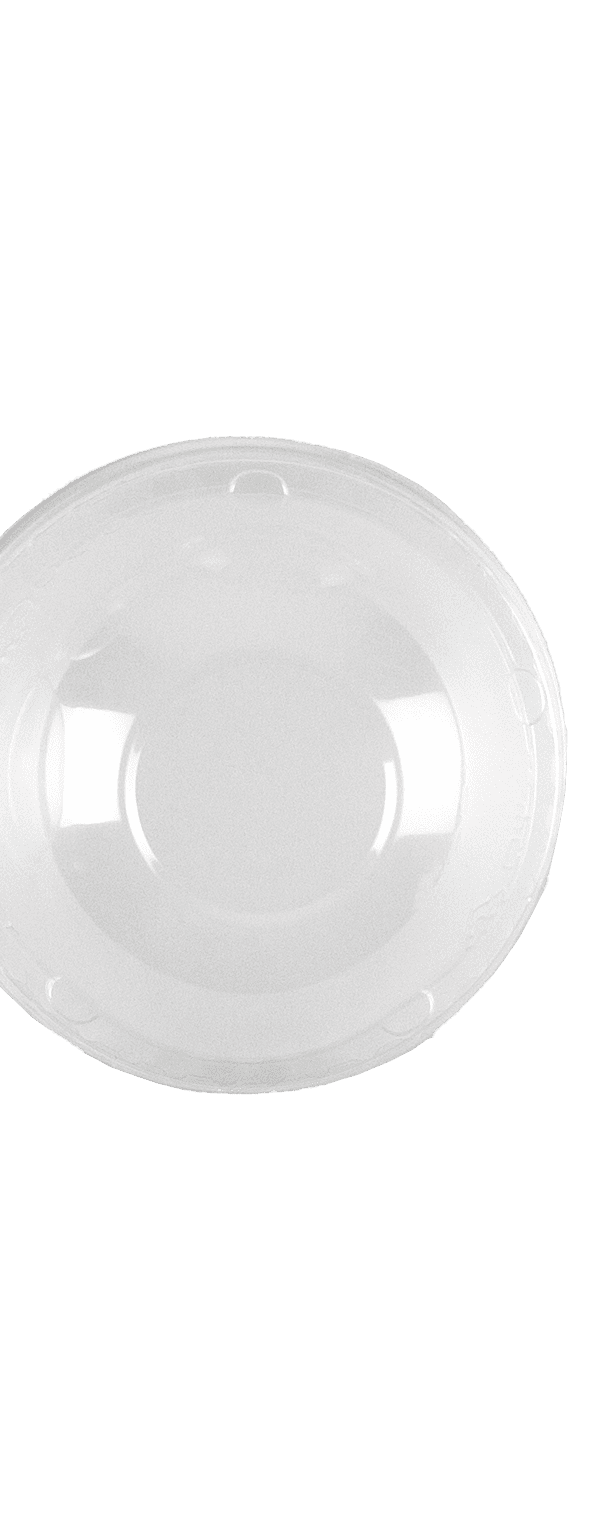 4oz Dome Food Container Lid