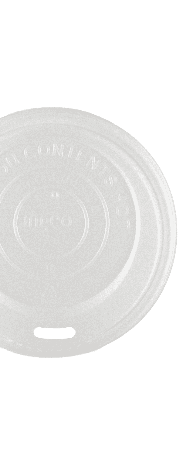 Eco Hot Cup Lid 10 - 20oz
