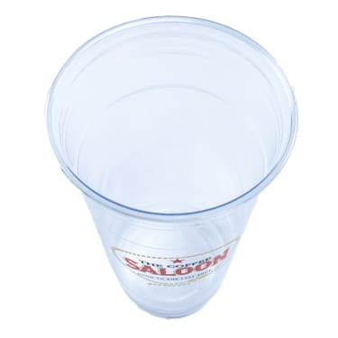 Eco 24oz PLA Clear Cold Cups