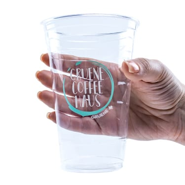Eco 20oz PLA Clear Cold Cups