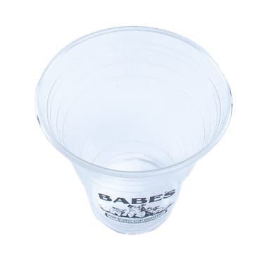 Eco 12oz PLA Clear Cold Cups