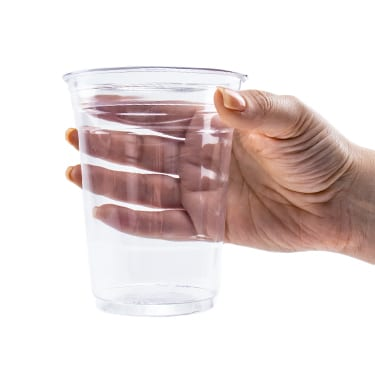 ECO 16oz PLA Clear Cold Cups