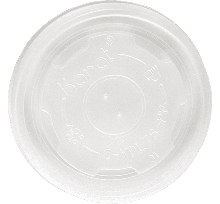 4oz Flat Food Container Lid