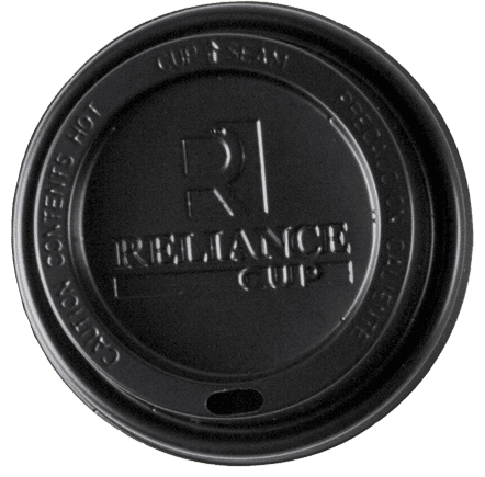 Reliance Black Hot Lids