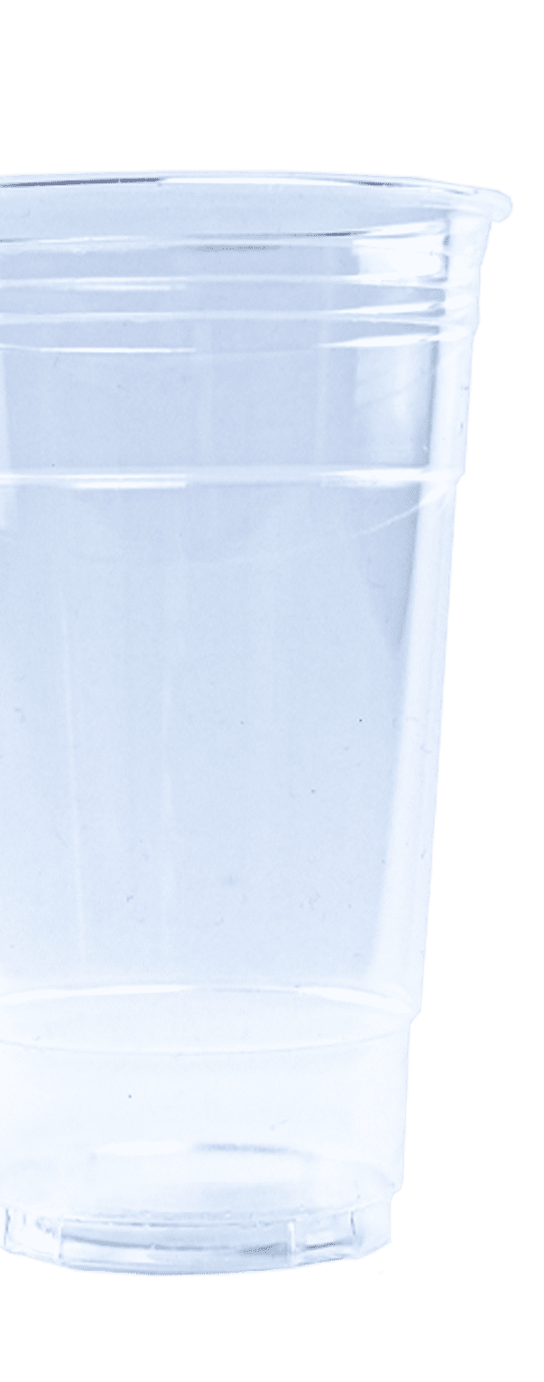24oz PLA Clear Cold Cups
