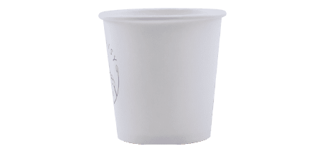 4oz Eco Single Wall Hot Cups