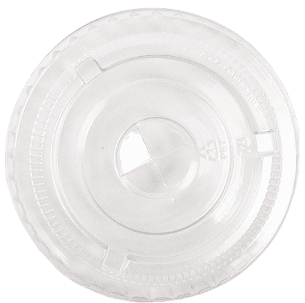 8oz PET Flat Lids for Cold Cups