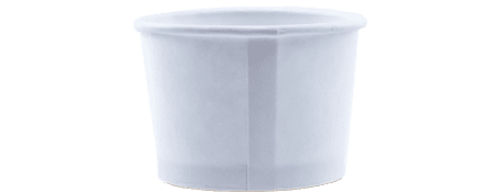 4oz Food Containers Unprinted