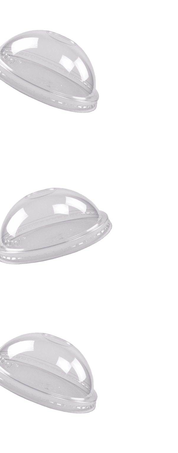 16oz Dome Food Container Lid