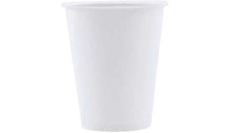 8oz Single Wall Hot Cup