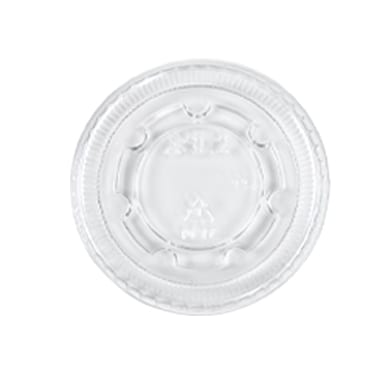 2oz Clear Portion Cup Lid