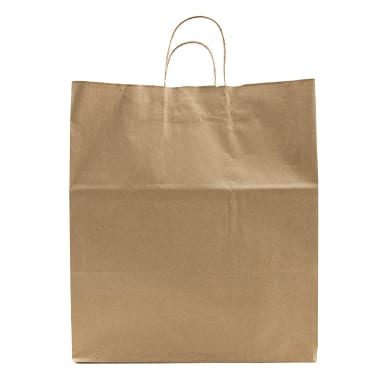 72lb Kraft Paper Grocery Bag