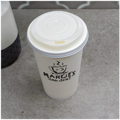Lids for Eco Hot Cups