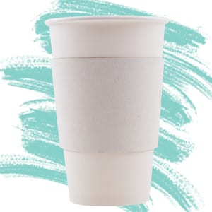 Unprinted Corrugated Coffee Sleeves
