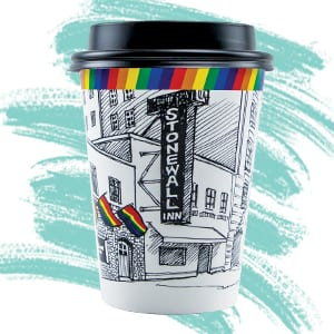 Printed Single Wall Hot Cups
